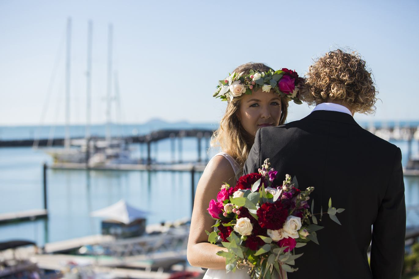 Lure Weddings Abell Point Marina