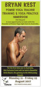 Bryan Kest Yoga Workshops