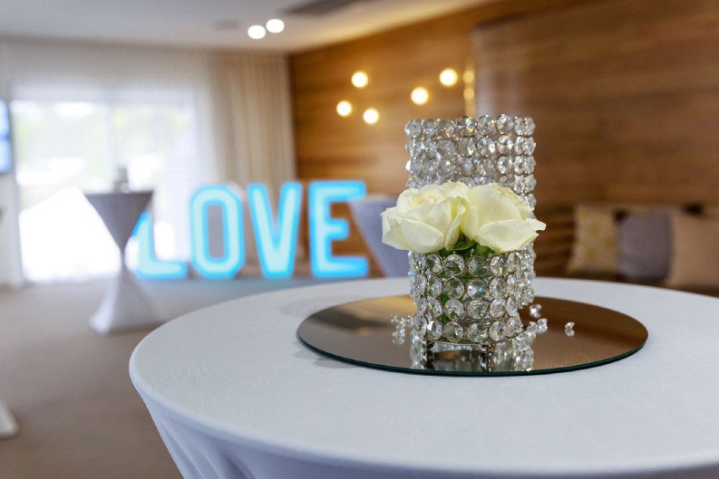 Lure Wedding Decor
