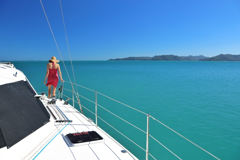 Bareboating Airlie Beach