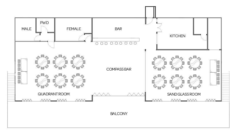 Lure Floor Plan