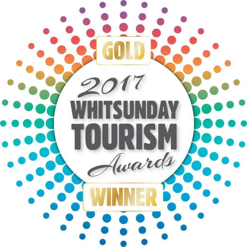 Tourism Whitsunday Awards Gold Specialised Tourism Service
