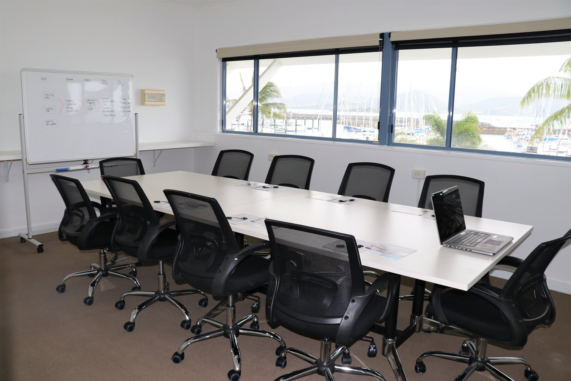 Sandglass Room Corporate U Shaped